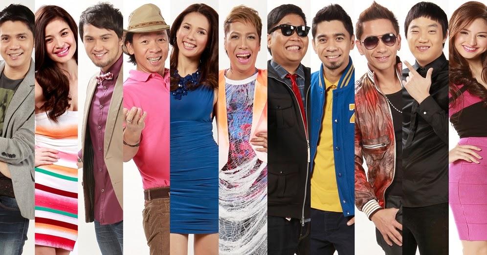 Showtime bida kapamilya celebrity round eyeglasses