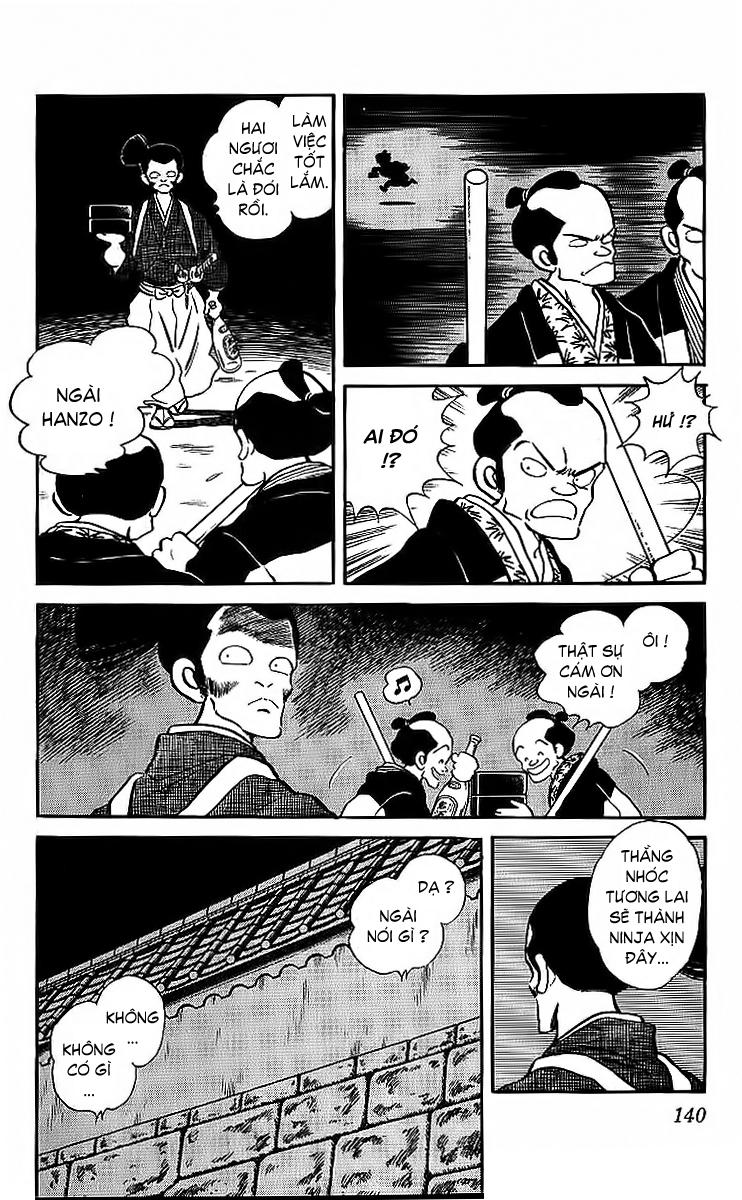 Nijiiro Togarashi - Ớt Bảy Màu chap 47 - Trang 10