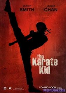 Sư Phụ Kungfu - Karate Kid - Siêu Nhí Karate
