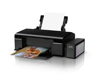 The L805 ink tank photo printer.