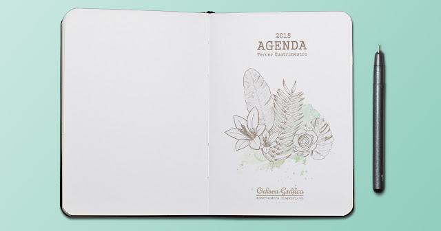 Agenda 2015 gratis portada