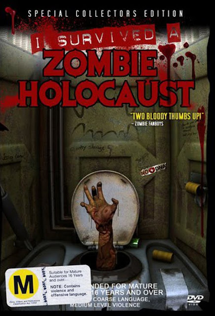 I Survived a Zombie Holocaust 2014 Bluray 720p 775MB Subtitle Indonesia