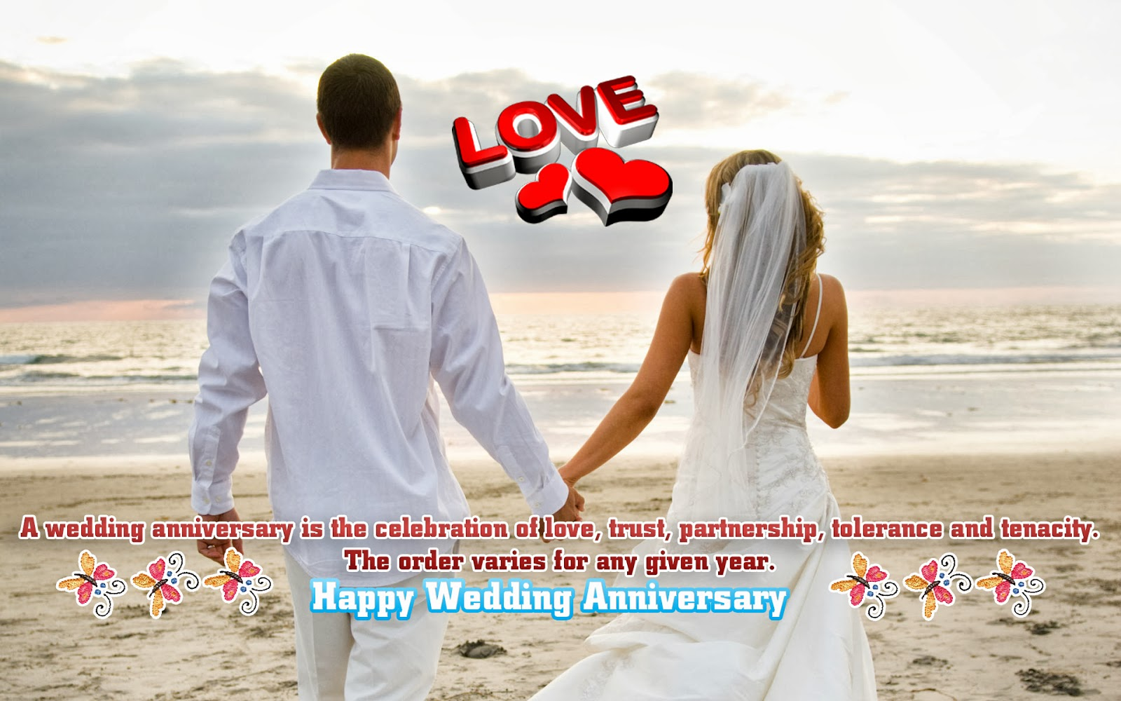 Khushi for life good messages cards on great marriage anniversary