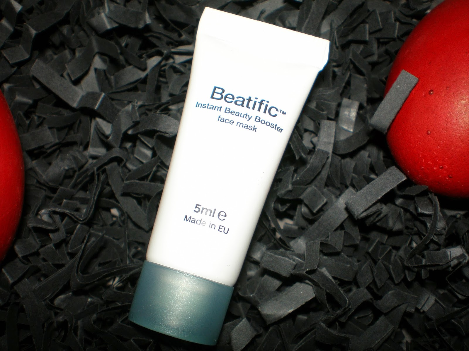 Beatific Instant Beauty Booster face mask