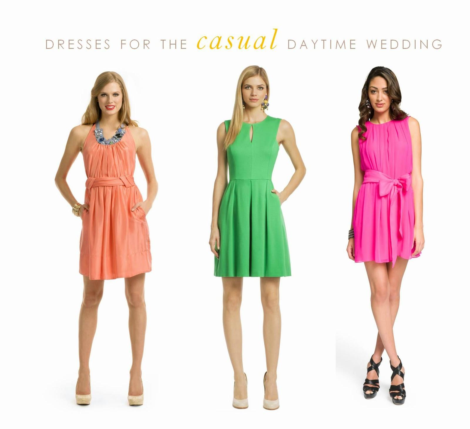 Trendy casual wedding guest attire bridal wedding ideas for Trendy wedding guest dresses