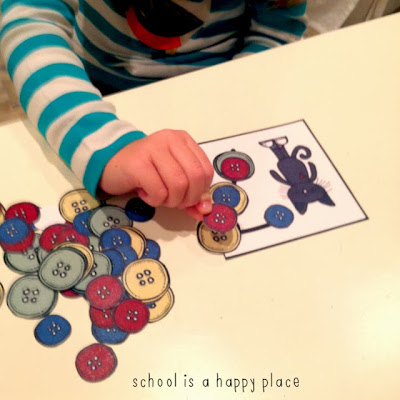 School Is a Happy Place: Rockin' Touchmath: A FREE Math Center