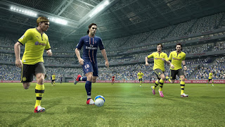 Screenshot Game PES 2013