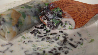 Black Rice and Coconut Broth