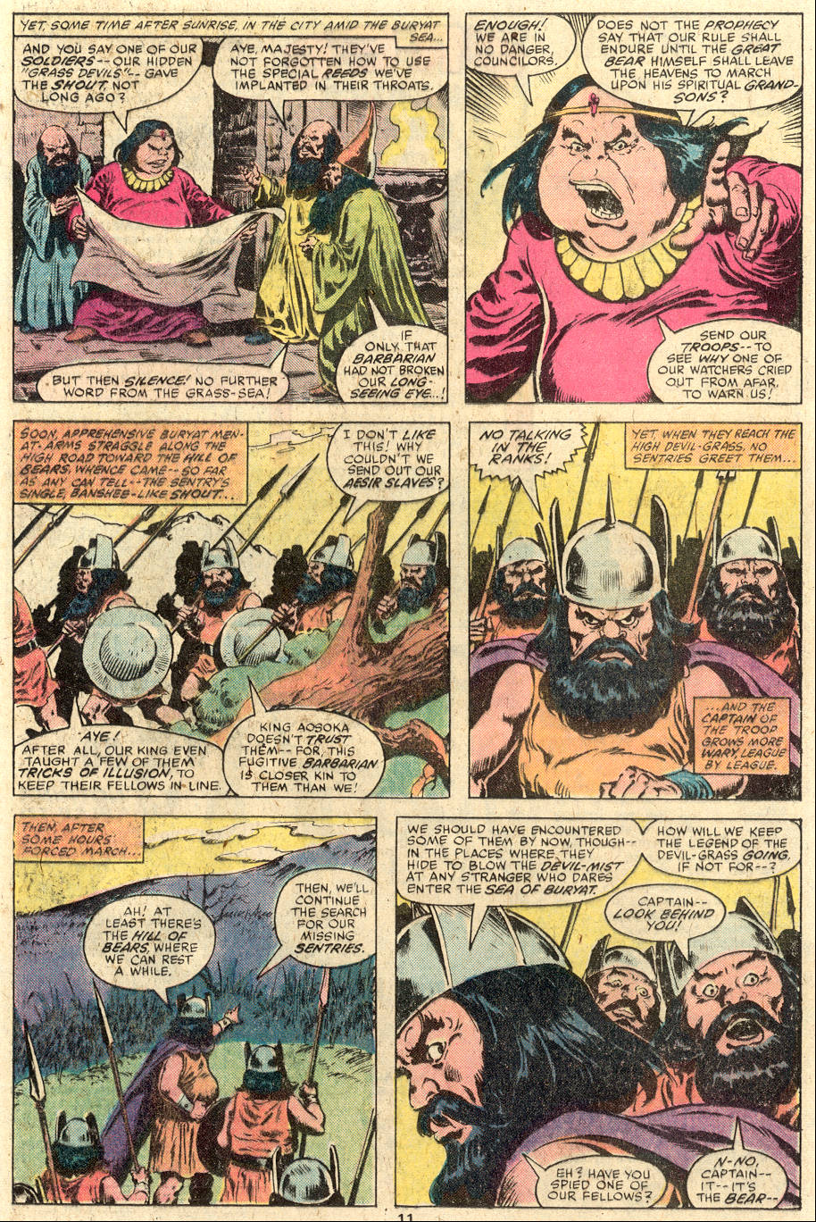 Conan the Barbarian (1970) Issue #112 #124 - English 8