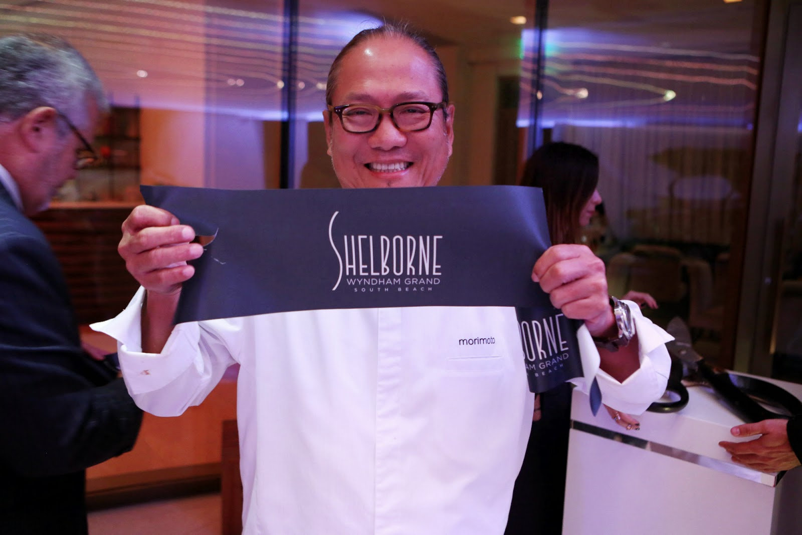 Events: Shelborne Wyndham Grand South Beach Hosts Ribbon Cutting Ceremony and VIP Celebration