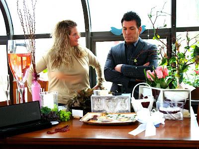 David Tutera na segunda temporada de Casamento dos Sonhos - Divulgação