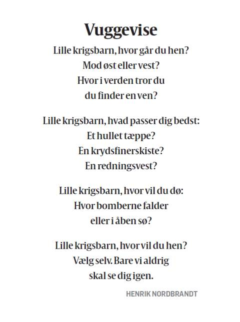 hvad er et digt