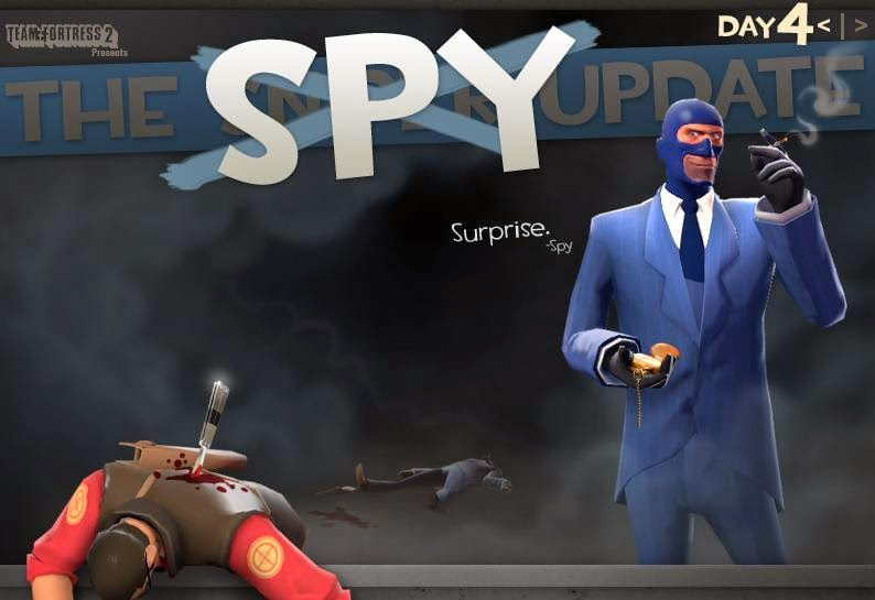Team Fortress 2, Spy