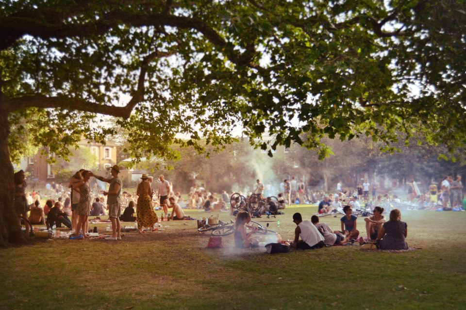 London Fields - Wikipedia