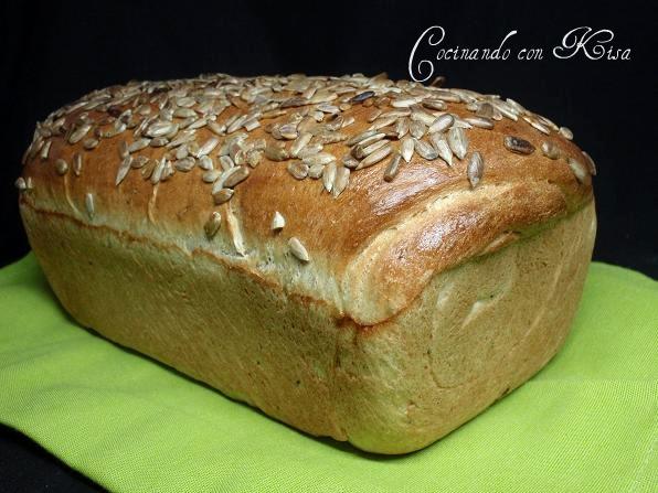 Cocinando con kisa pan de semillas kitchenaid y horno for Pane con kitchenaid