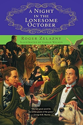 http://www.amazon.com/Night-Lonesome-October-Rediscovered-Classics/dp/1556525605/ref=sr_1_1?s=books&ie=UTF8&qid=1426894249&sr=1-1&keywords=a+night+in+lonesome+october