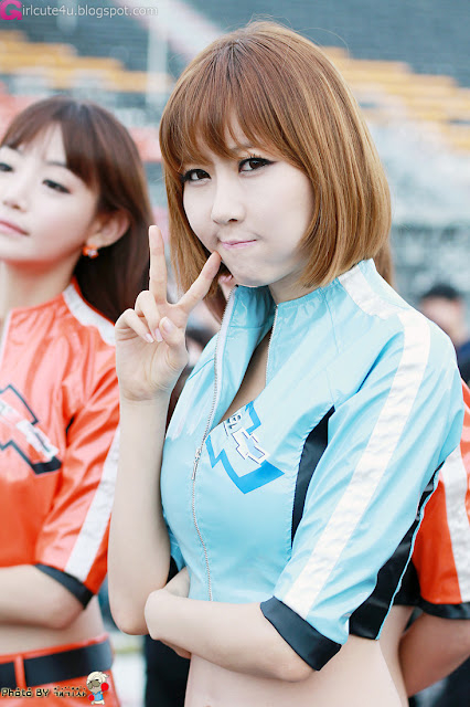 1 Choi Byeol Yee at CJ SuperRace R3 2012-Very cute asian girl - girlcute4u.blogspot.com