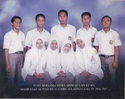 Alumni MA tahun 2007