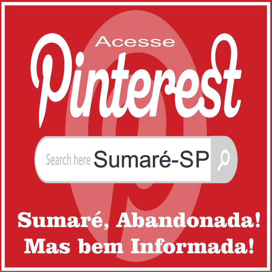 Pinterest Sumaré-SP