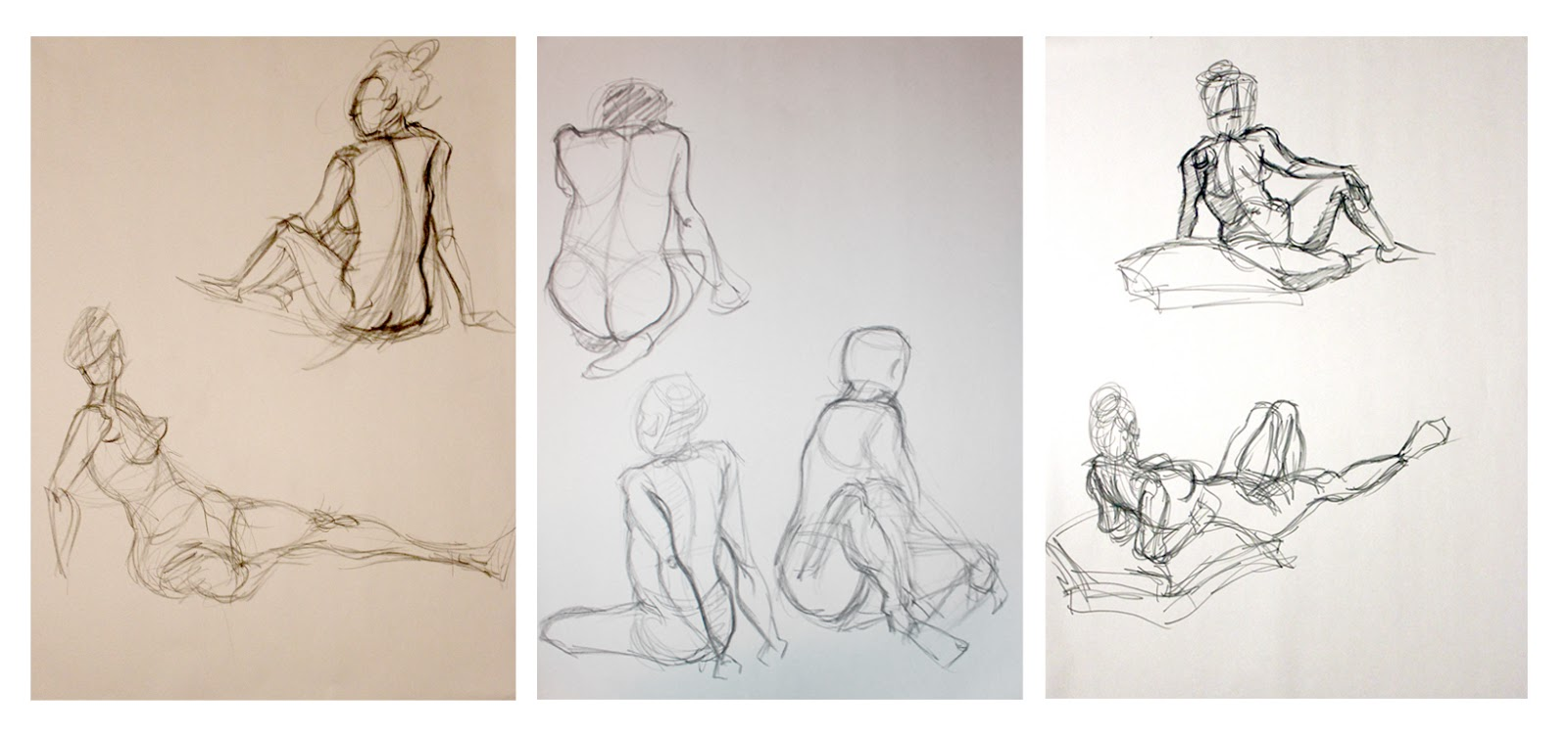 Zigtuney Art Blog: Figure Drawing/Anatomy