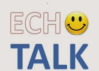 EchoTalk - Novo site - echotalkblog.com