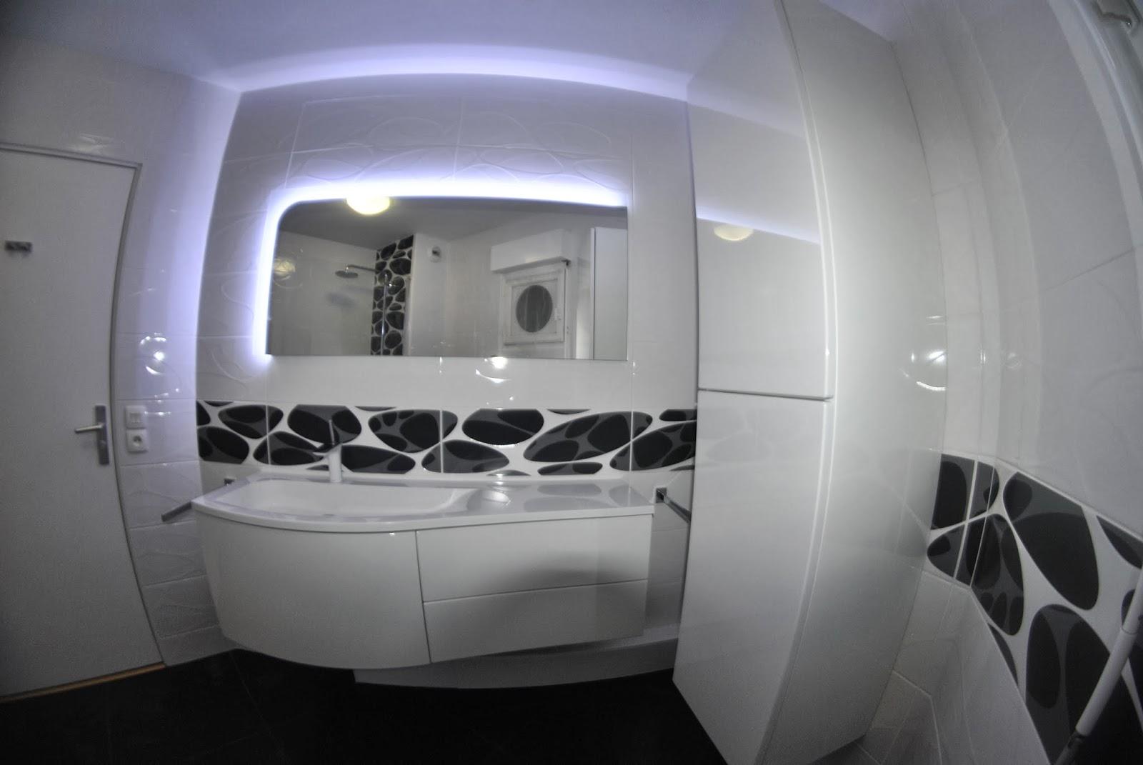 #535578 CREATION DE SALLES DE BAINS DOUCHE A L' ITALIENNE ET  2743 petite salle de bain haut de gamme 1600x1071 px @ aertt.com