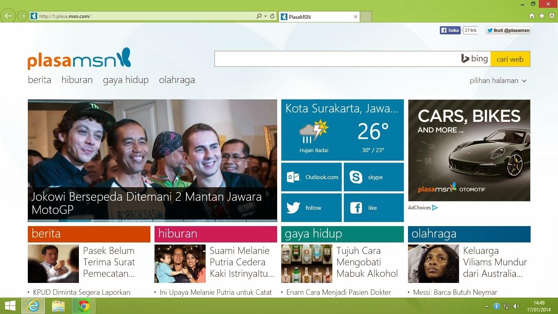 Download Internet Explorer 11 Untuk Windows 7