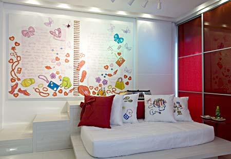 CUARTOS DE NIÑAS QUARTO MENINAS dormitorios.blogspot.com