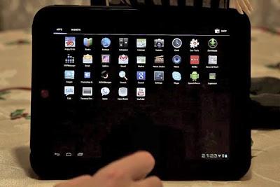 Instalar ICS Alpha 0 en la Hp Touchpad
