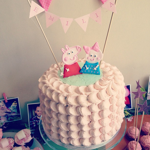 Anna Saccone: Emilia's Peppa Pig Party!