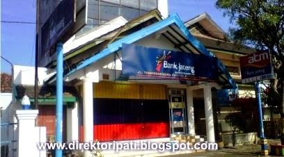 Lokasi ATM Bank Jateng di Pati