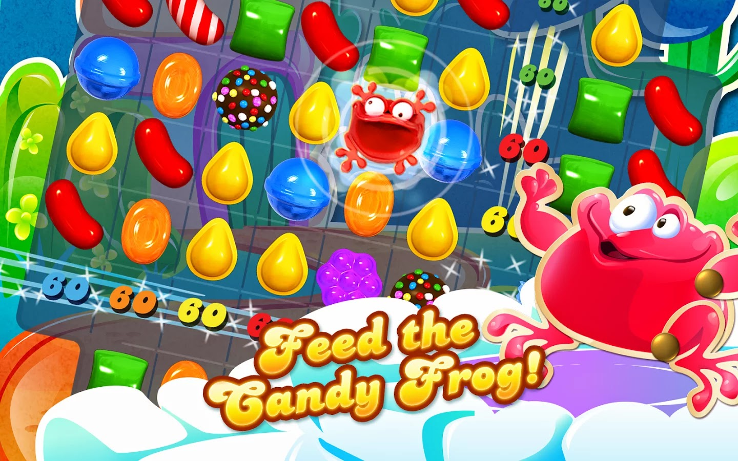 Candy Crush Saga v1.62.1.1 Mod