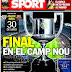 La final de la Copa del Rey será en el Camp Nou: las portadas