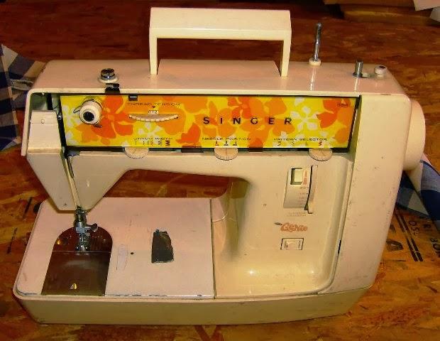 singer genie sewing machine parts