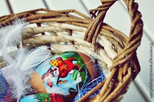 Idee per decorare le uova di pasqua - Idee per decorare uova di pasqua ...