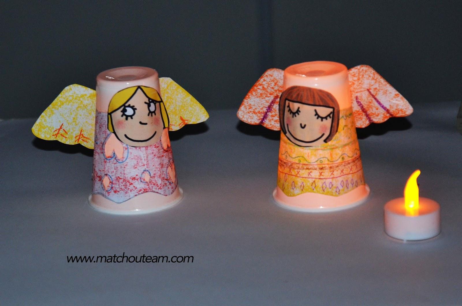 lampion pour Noël