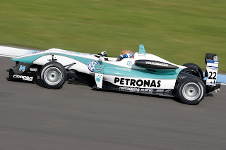 Jazeman Jaafar at Donnington
