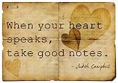 Lyt til dit hjerte