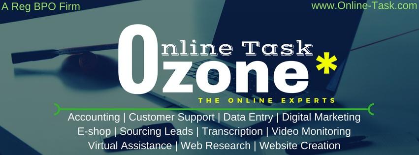 Online Task Zone