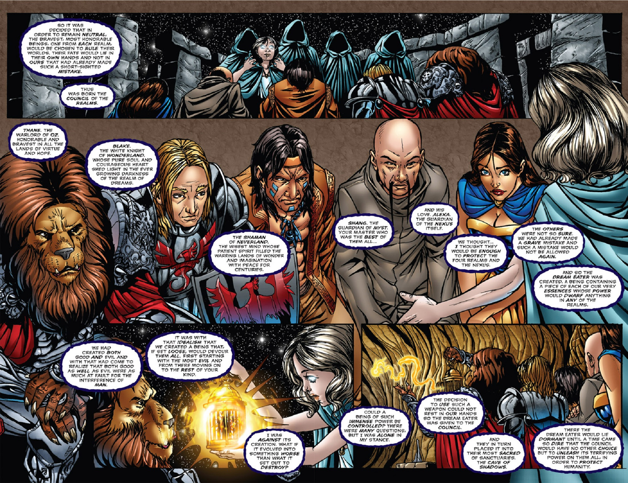 Grimm Fairy Tales (2005) Issue #64 #67 - English 19
