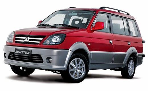 THE ULTIMATE CAR GUIDE: Car Profiles - Mitsubishi Adventure