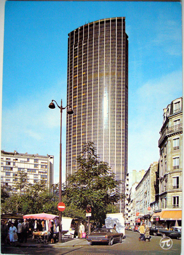 Moved temporarily - La tour montparnasse restaurant ...
