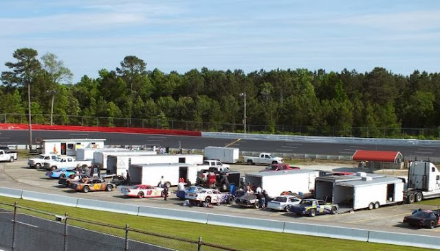 East Carolina is a .375-mile high-banked paved tri-oval which will feature NASCAR Late Model Stock Cars as its premier division.