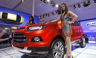Ford Ecosport adalah Mobil Terbaru Calon Rival Kuat Rush