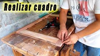 Marco madera