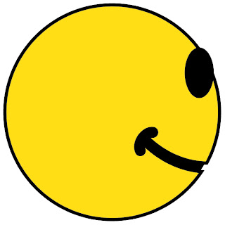 Smiley Face from the Side