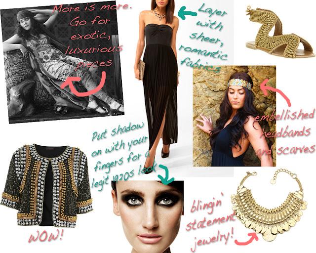 Flashback Summer:  Get the Look- Theda Bara