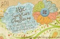 ABC Scripture Challenge