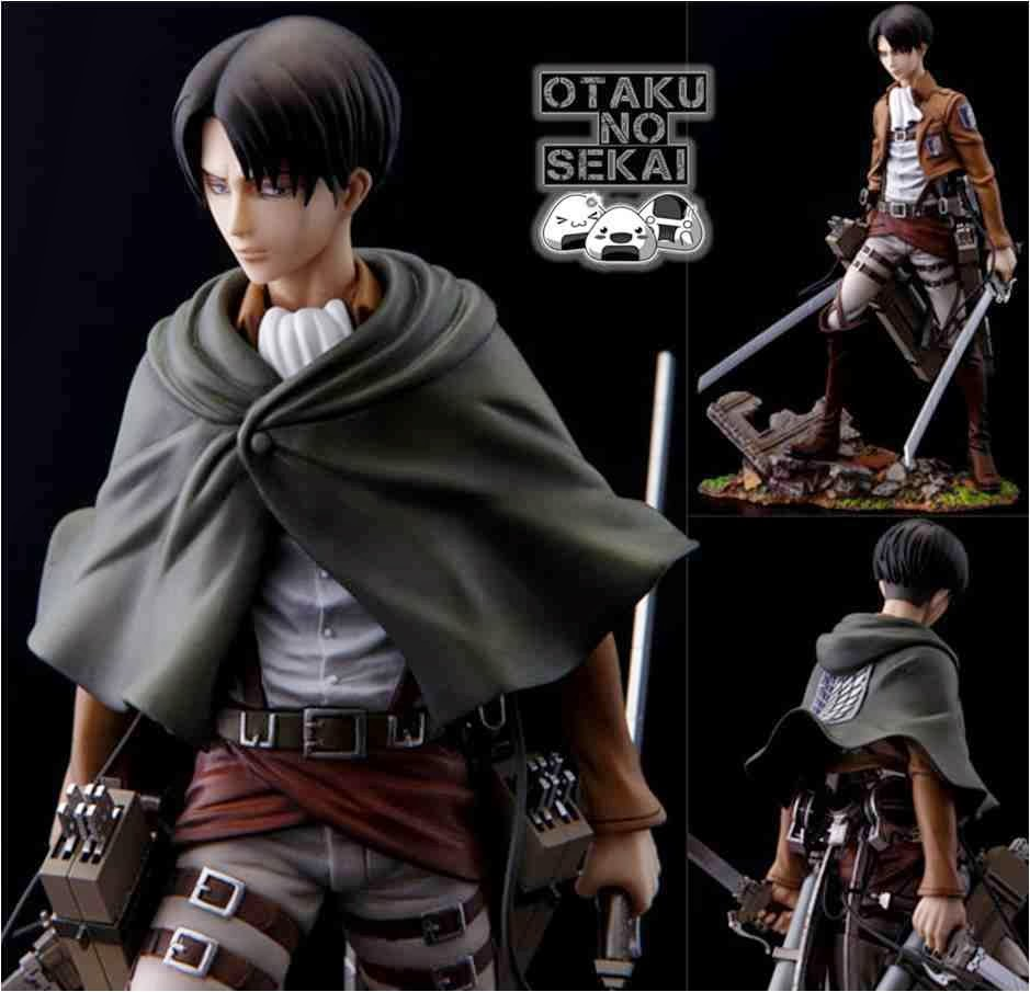 BRAVE-ACT Attack on Titan: Levi 1/8