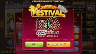 Tips dan Trik Terbaru Event Festival Jackpot Draw 25 Agustus 2015 Get Rich.